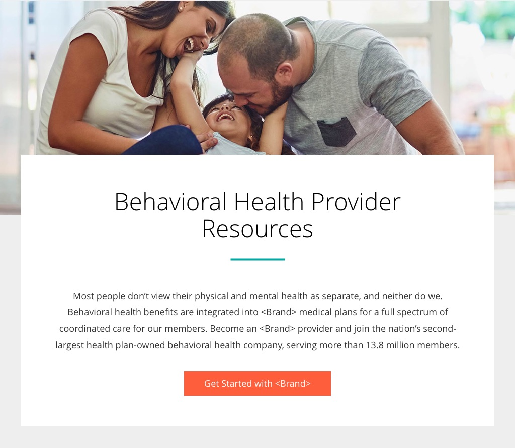 Behavioral Health Intro