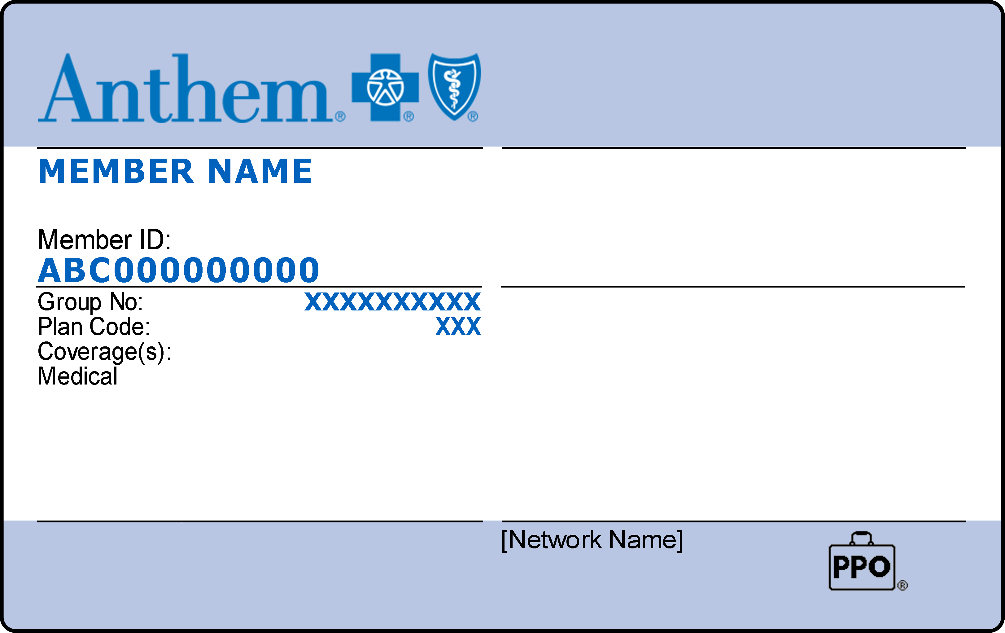 Bcbs Insurance Card Group Number ~ news word